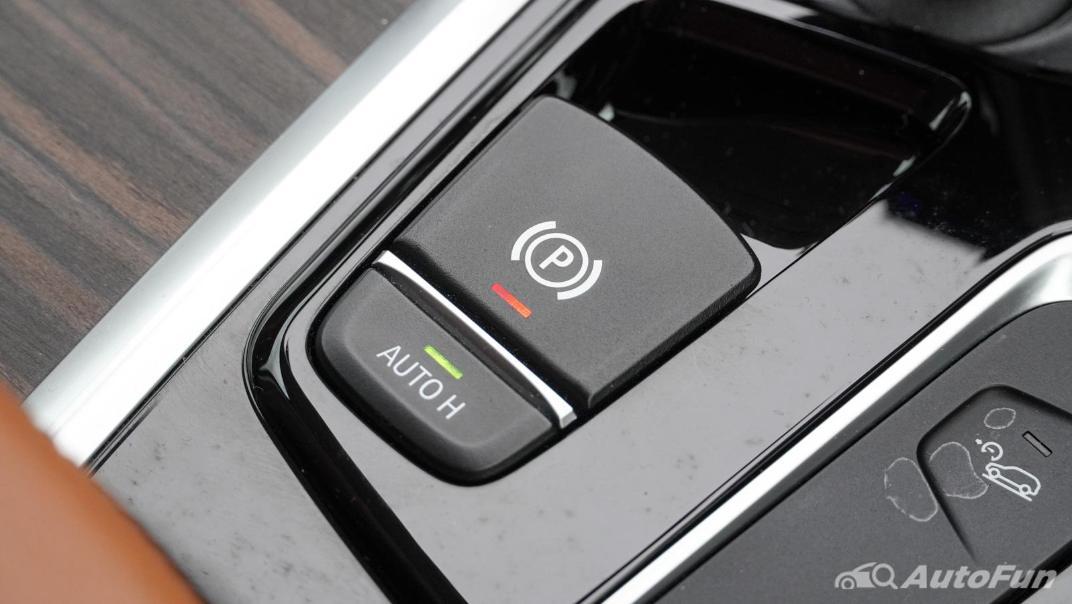 2020 2.0 BMW X3 xDrive20d M Sport Interior 033