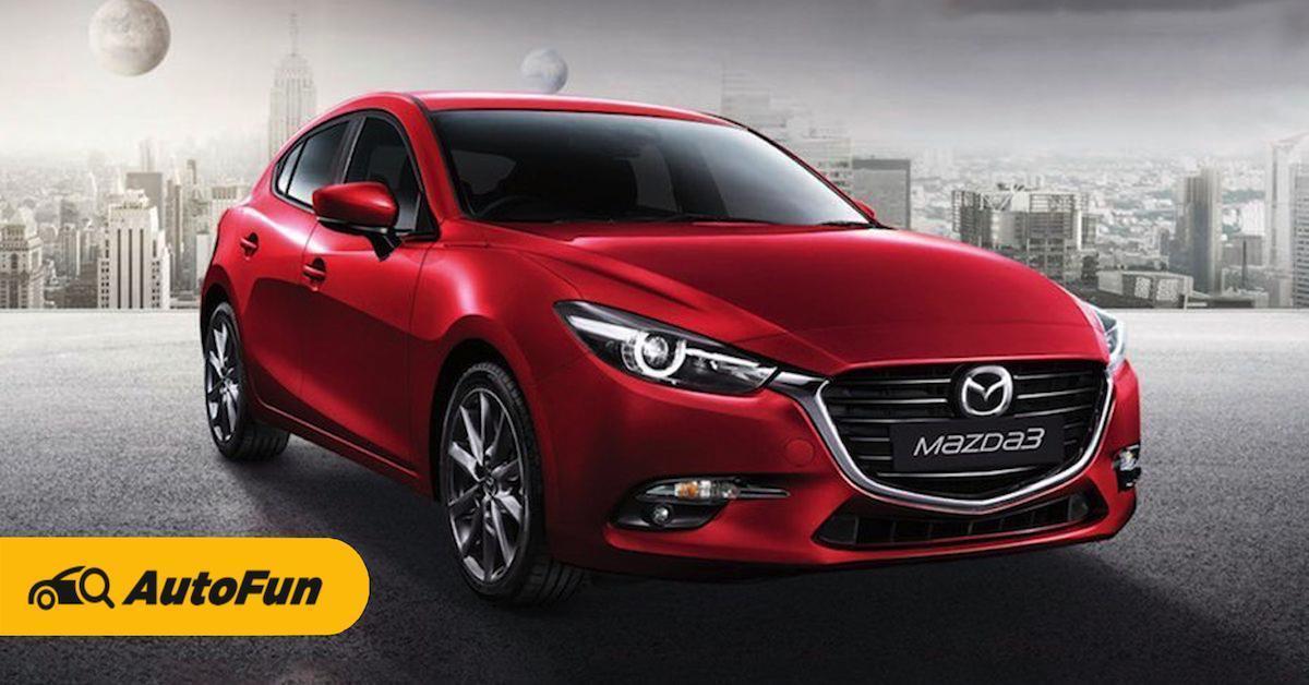 ส่องข้อดีข้อเสียก่อนถอย Mazda 3 Sedan 01