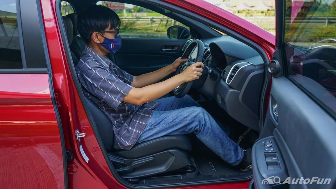 2021 Honda City e:HEV RS Interior 064