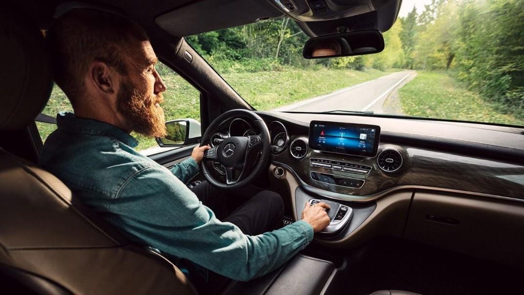 Mercedes-Benz V-Class 2020 Interior 001