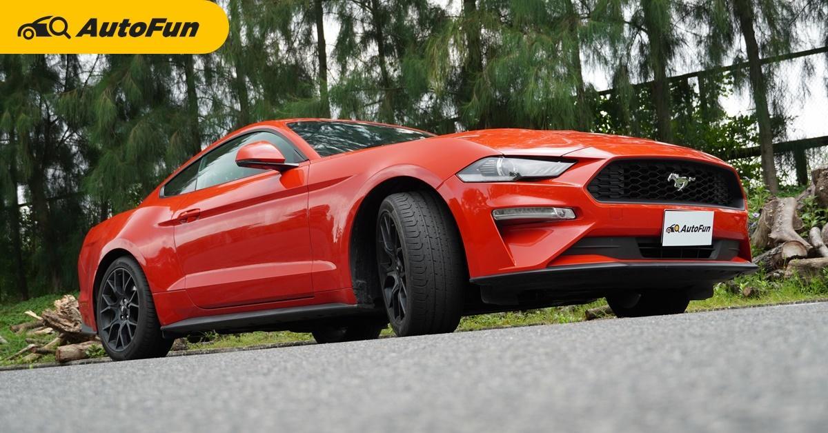 Full review: 2019 Ford Mustang 2.3L EcoBoost แรงไม่มากแต่หล่อเหมือนเดิม 01