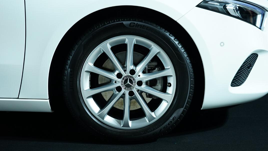 2021 Mercedes-Benz A-Class A 200 Progressive Exterior 039