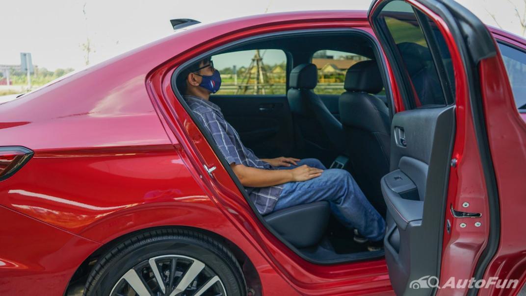 2021 Honda City e:HEV RS Interior 065