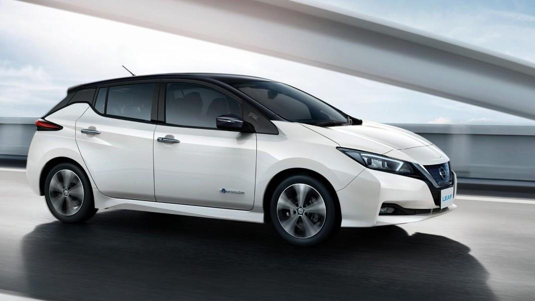 Nissan Leaf 2020 Exterior 001