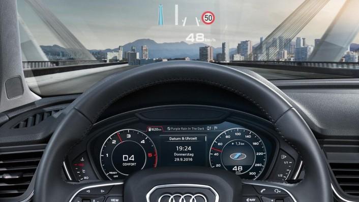 Audi Q5 2020 Interior 004
