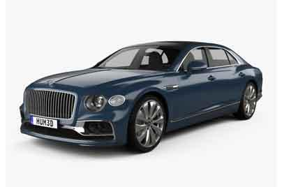 2020 Bentley Flying Spur 6.0L W12