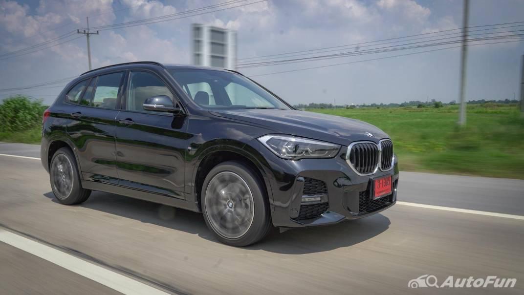 2021 BMW X1 2.0 sDrive20d M Sport Exterior 034