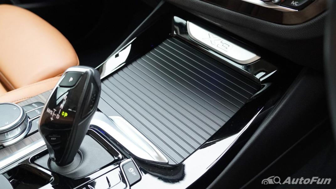 2020 2.0 BMW X3 xDrive20d M Sport Interior 028
