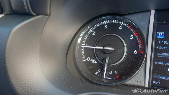 2020 Toyota Fortuner 2.8 Legender 4WD Interior 006
