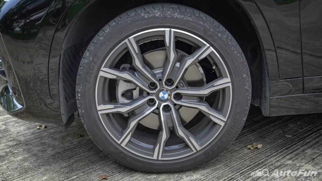 2021 BMW X1 2.0 sDrive20d M Sport Exterior 027