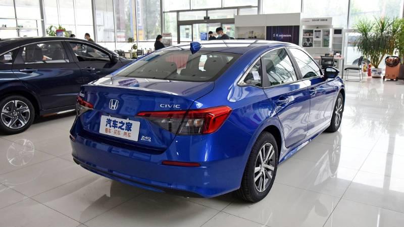 2021 Honda Civic เปิดตัวในจีน จัดเต็มออพชั่น 5 อย่างเหนือกว่าสเปคไทย สาย H ว่าไง ? 02