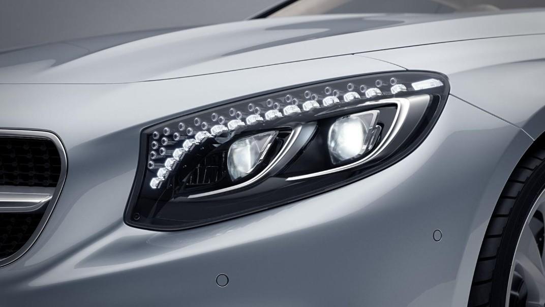 Mercedes-Benz S-Class Cabriolet 2020 Exterior 003