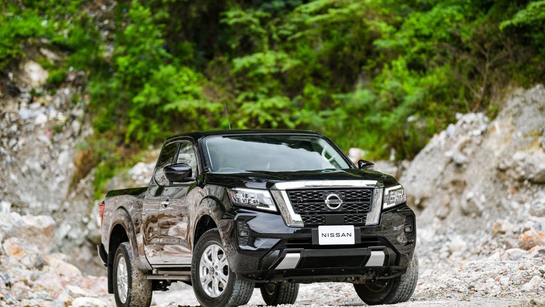 Nissan Navara 2021 Exterior 014