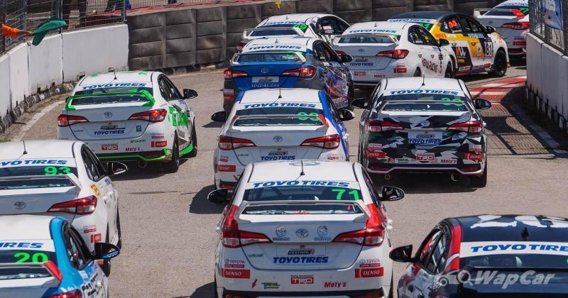 ลุ้น Toyota Vios GR Sport ถ่ายทอดเทคโนโลยีสนามแข่งออกทำตลาดเมืองไทย 02