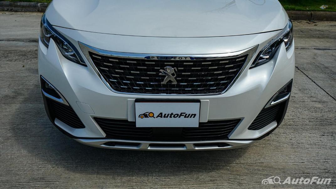 2020 Peugeot 5008 1.6 Allure Exterior 010