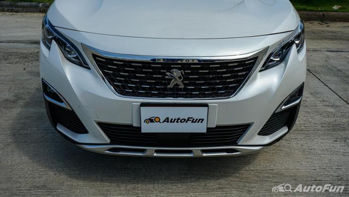 2020 1.6 Peugeot 5008 Allure Exterior 010