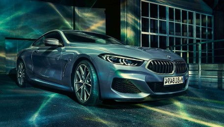 2021 BMW 8 Series Coupe 4.4 M850i xDrive ราคารถ, รีวิว, สเปค, รูปภาพรถในประเทศไทย | AutoFun