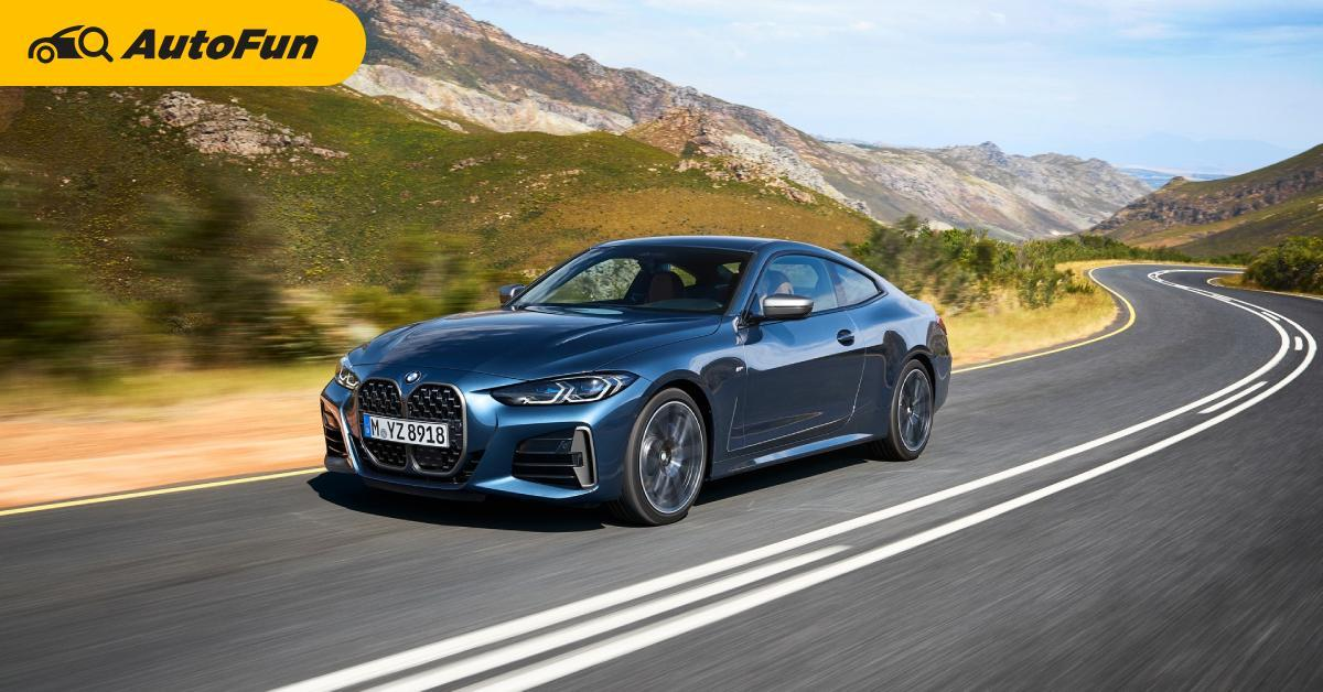 BMW M4 เพิ่มรุ่นย่อยใหม่เครื่องอัพพลัง 335 แรงม้า หลังคาคาร์บอน พร้อมอัพเกรดรุ่นอื่น ๆ มากมาย 01