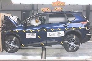 ดีแล้วไม่ขายในไทย 2021 Nissan X-Trail คว้า 2 ดาวทดสอบการชน ทำไมแย่ขนาดนั้น?