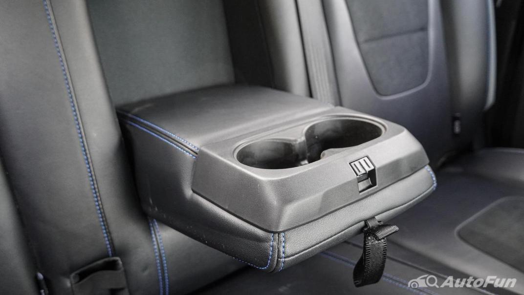 Ford Ranger Raptor 2.0L EcoBlue Interior 057