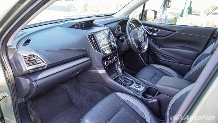 2020 Subaru Forester 2.0i-S EyeSight GT Interior 003