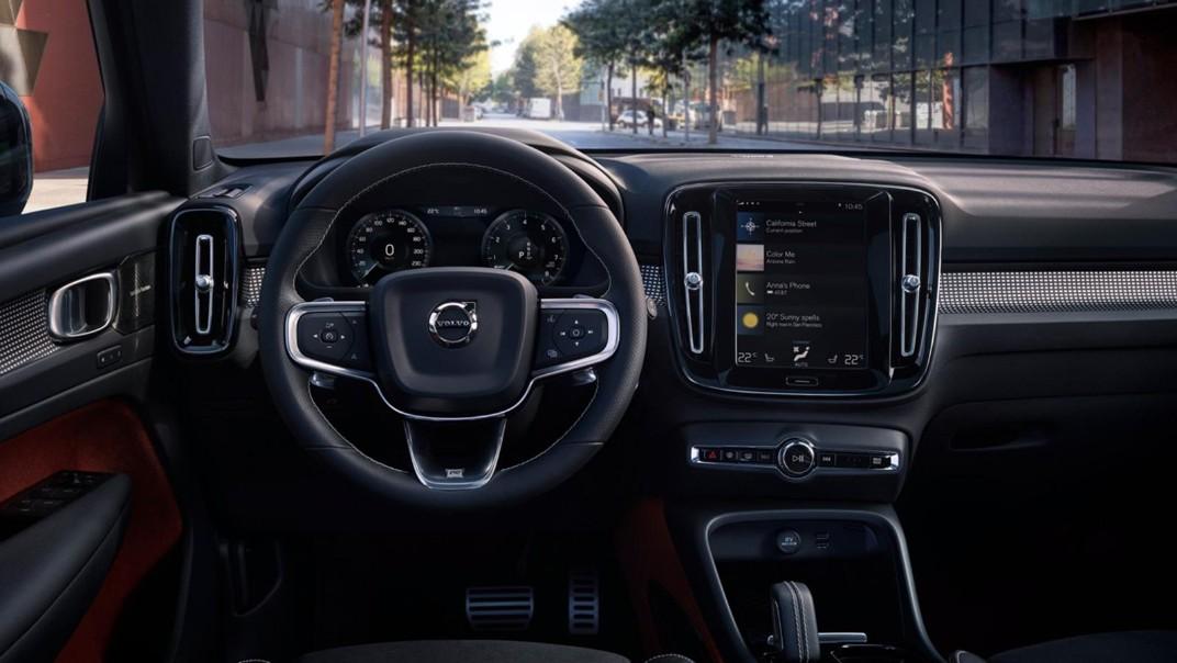 Volvo XC 40 2020 Interior 001