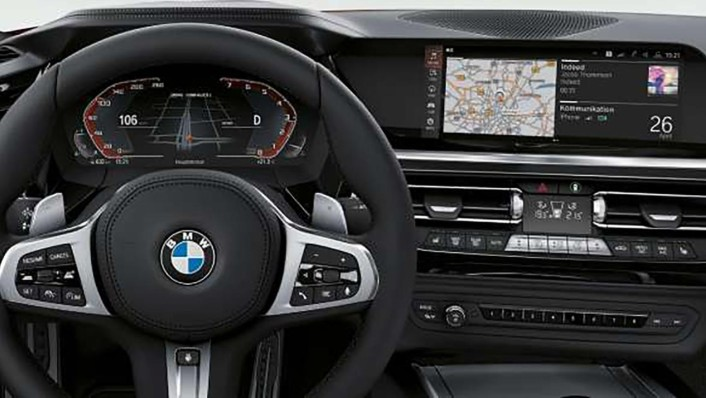 BMW Z4 Roadster 2020 Interior 004