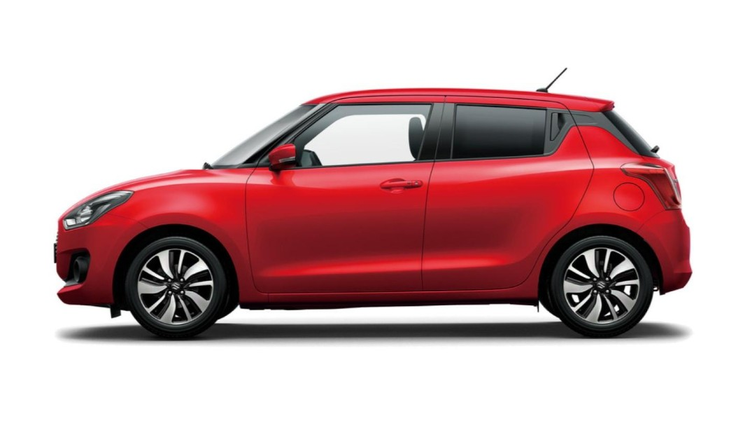 Suzuki Swift 2020 Exterior 009