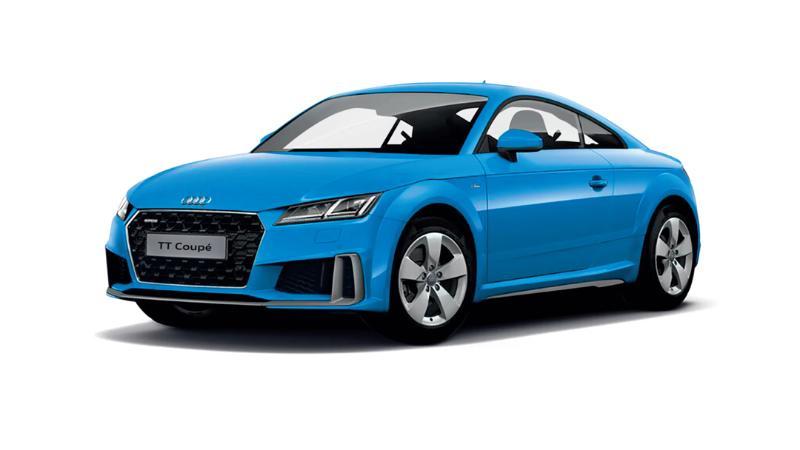 รีวิว 2020 Audi TT Coupe รถสปอร์ตเพื่อการใช้งานในชีวิตประจำวัน 02