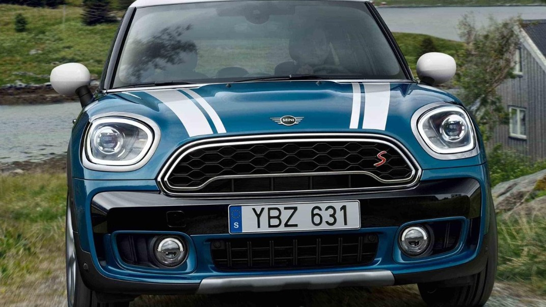 Mini Countryman 2020 Exterior 001