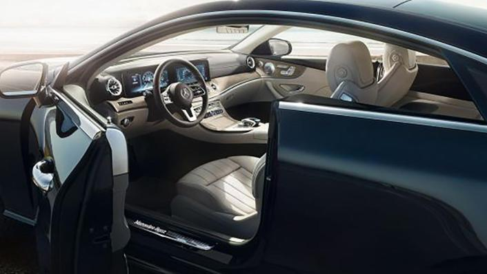 Mercedes-Benz E-Class Coupe 2020 Interior 001