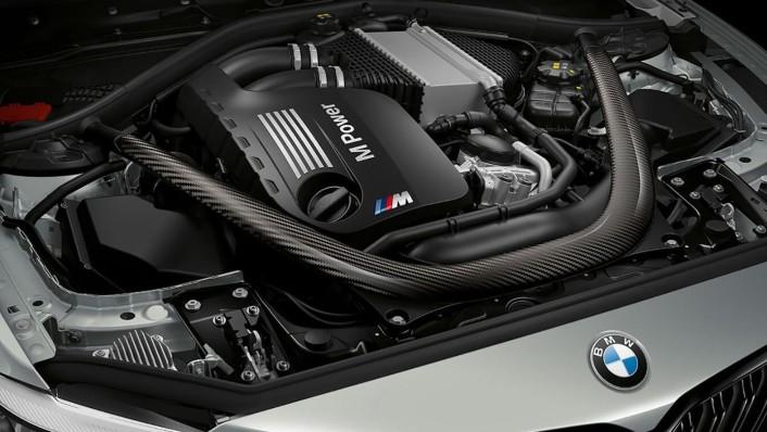 BMW M2-Coupe Public 2020 Interior 005
