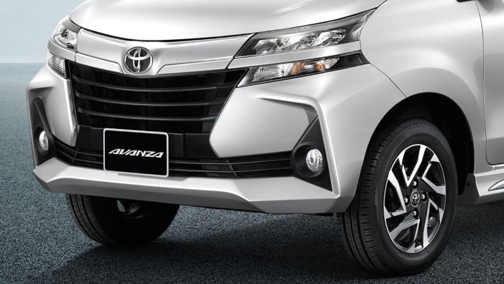 Toyota Avanza Public 2020 Exterior 004