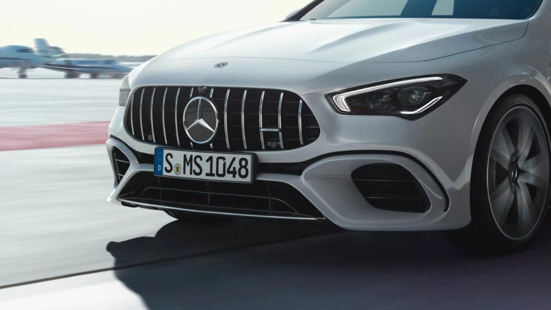 Mercedes-Benz CLA-Class 2020 Exterior 010