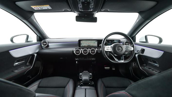 2021 Mercedes-Benz A-Class A 200 AMG Dynamic Interior 001