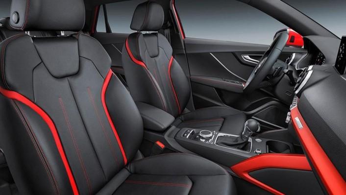 Audi Q2 2020 Interior 002