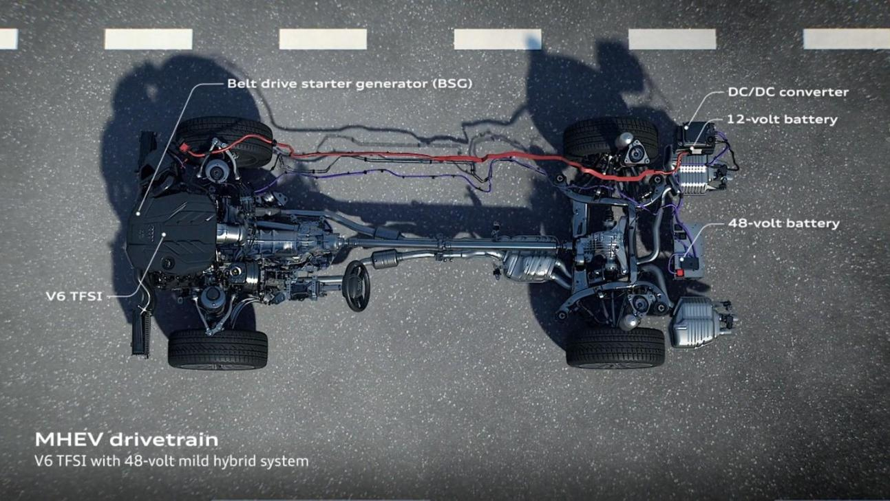 Audi A8 L 2020 Others 002