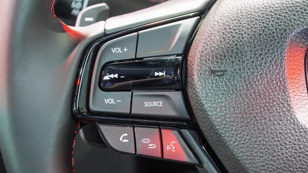 2021 Honda City Hatchback 1.0 Turbo RS Interior 015