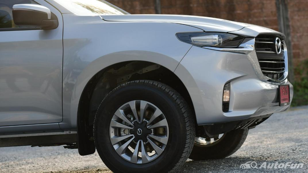2021 Mazda BT-50 Pro Freestyle Cab 1.9 S Hi-Racer Exterior 013