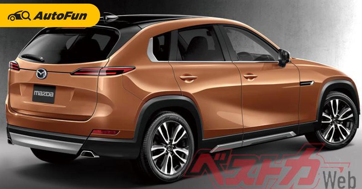 จะเกิดอะไรขึ้นหาก 2023 Mazda CX-5 ใหม่เคาะราคาสู้กับ Mercedes-Benz GLC 01