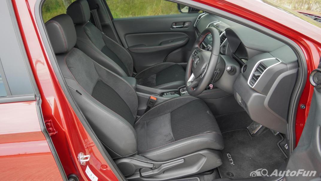 2021 Honda City e:HEV RS Interior 036