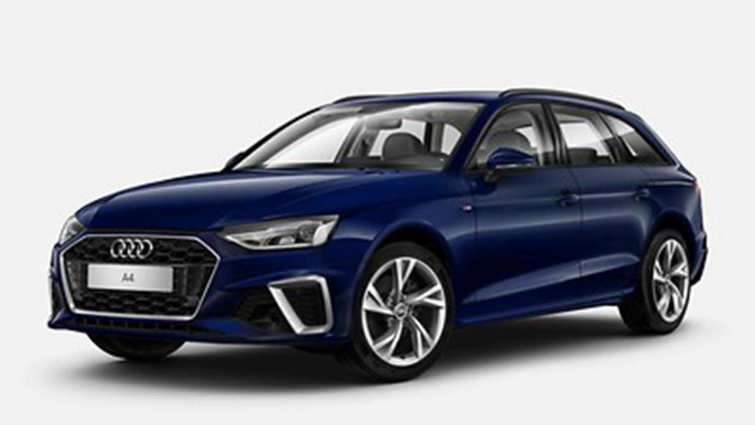 Audi A4 2020 Exterior 004