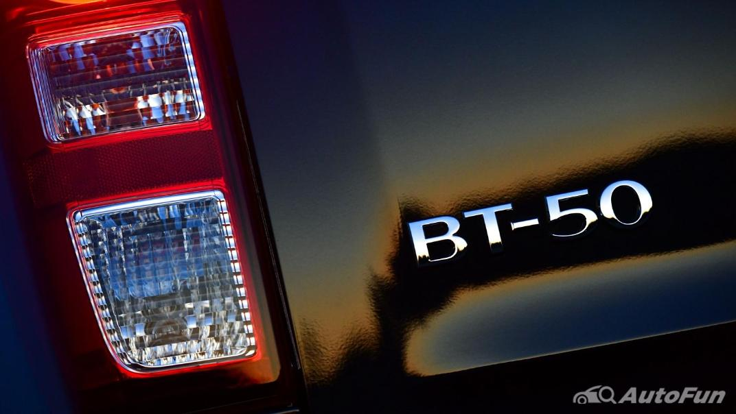 Mazda BT-50 Pro 2021 Exterior 064