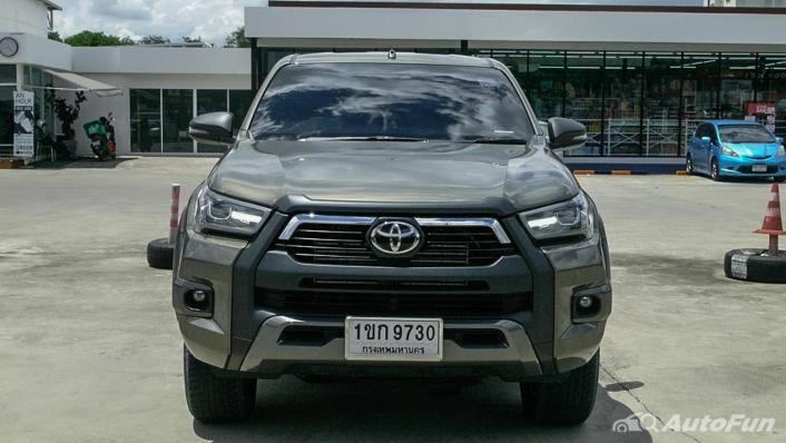 2020 Toyota Hilux Revo Double Cab 4x4 2.8High AT Exterior 002