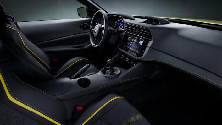 2020 Nissan Z Proto International Version Interior 002