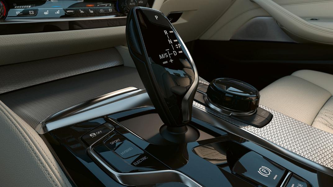 2021 BMW 5 Series Sedan 530e Elite Interior 003