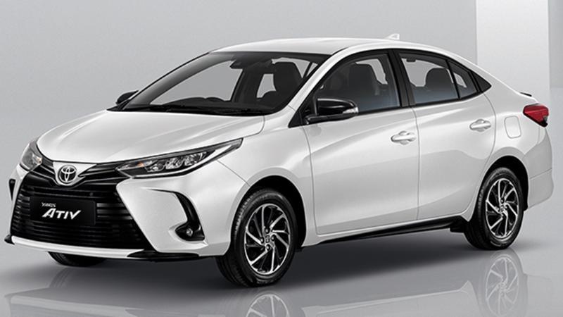 Sub-compact sedan พฤษภาคม 64 Toyota Yaris Ativ ฮึดกลับมาขายดีเบอร์ 1 แต่แพ้ยอดรวม Honda City 02