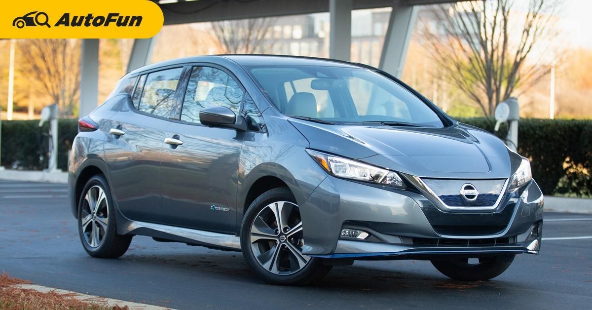 2021 Nissan Leaf เปิดตัวเครื่องยนต์ 2 รุ่น คาดเข้าไทยแบบหงอย ๆ ปีนี้ 01