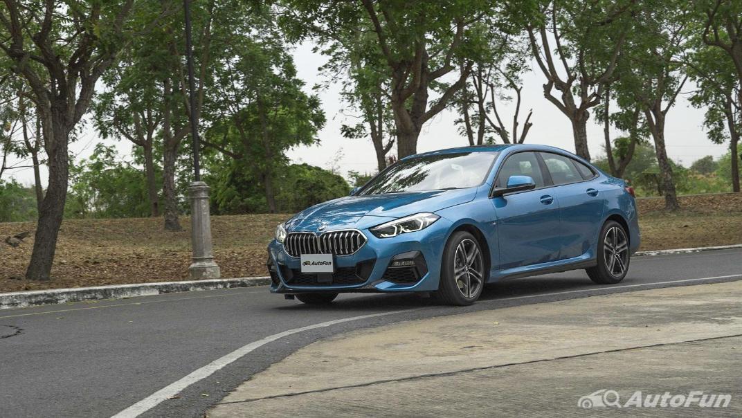 2021 BMW 2 Series Gran Coupe 220i M Sport Exterior 077
