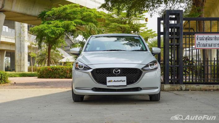 2020 Mazda 2 Hatchback 1.5 XDL Sports Exterior 002